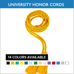 University Graduation Honour Cords
