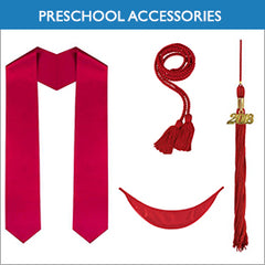 Nursery / Preschool Graduation Accessories