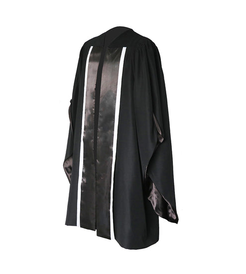 Custom Doctoral Gown - UK Doctorate University Gown - Graduation UK