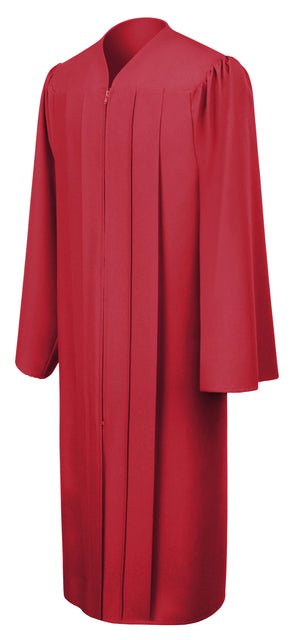 American Red Bachelors Graduation Gown - Graduation UK