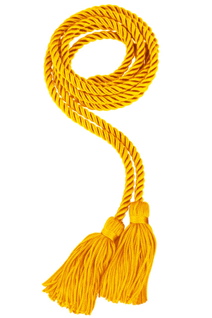 Gold High School Honour Cord - Graduation UK