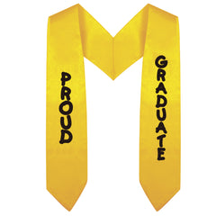 Gold Childs Nursery Preschool Stole - Graduation UK