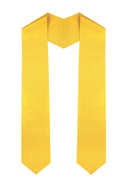 Gold Primary / Secondary Stole - Graduation UK