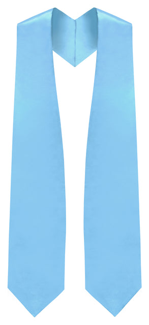 Light Blue University Stole - Graduation UK