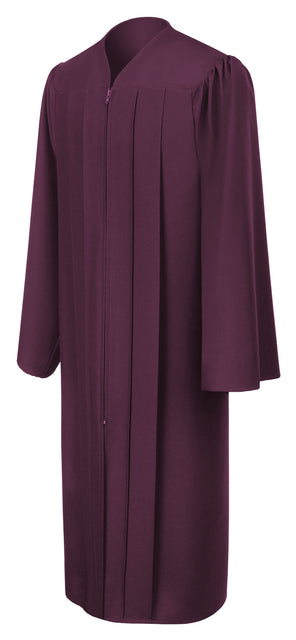 Maroon Primary / Secondary Gown - Graduation UK
