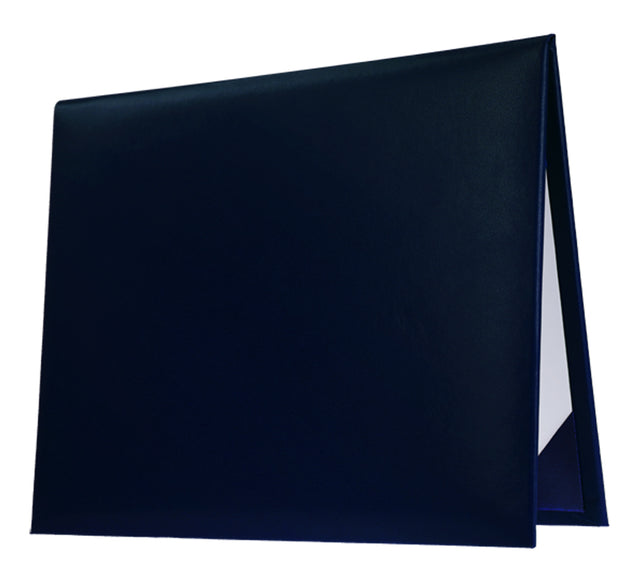 Navy Blue University Diploma Cover - Graduation UK