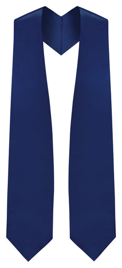 Navy Blue University Stole - Graduation UK