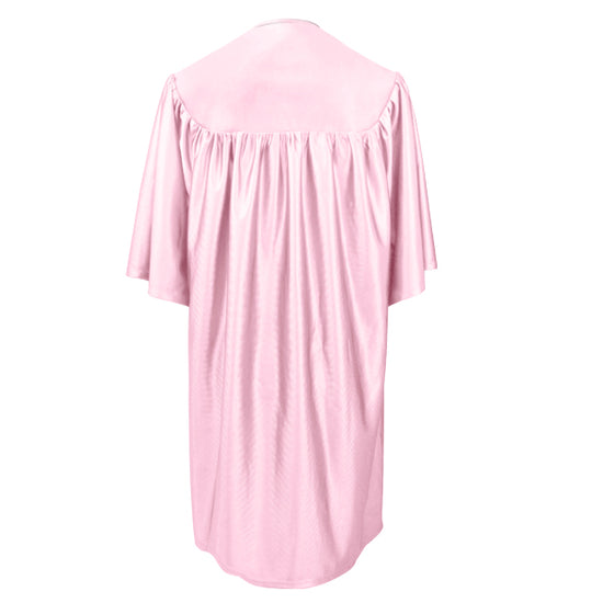Pink Childs Nursery Preschool Gown - Graduation UK