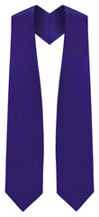 Purple University Stole - Graduation UK