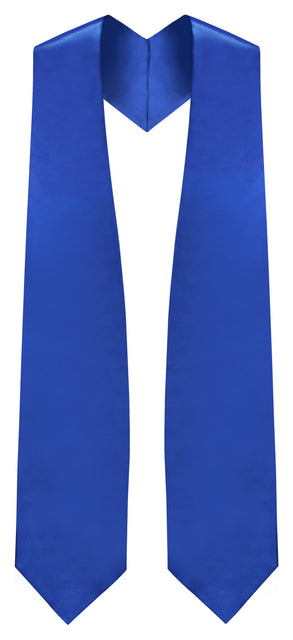 Royal Blue University Stole - Graduation UK