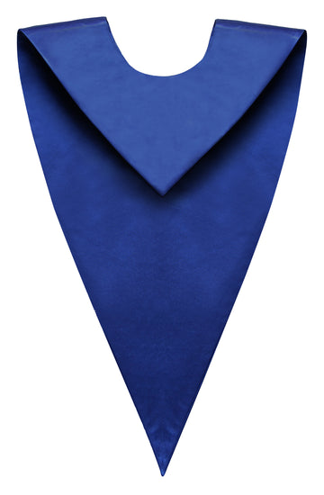 Royal Blue University V Stole - Graduation UK