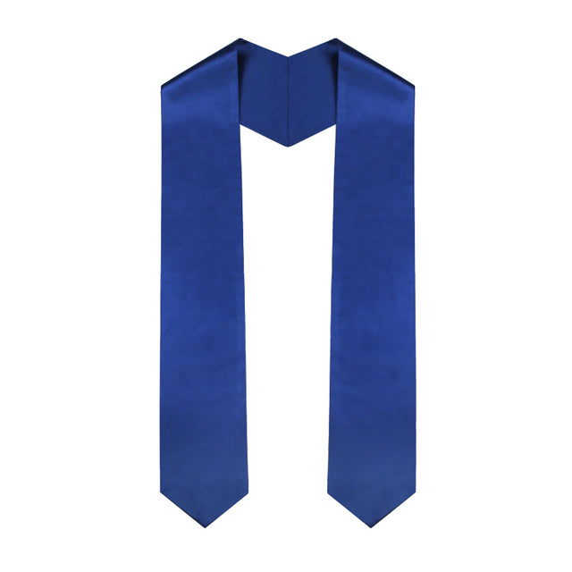 Royal Blue Graduation Stole - Graduation UK