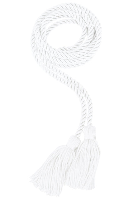 White High School Honour Cord - Graduation UK