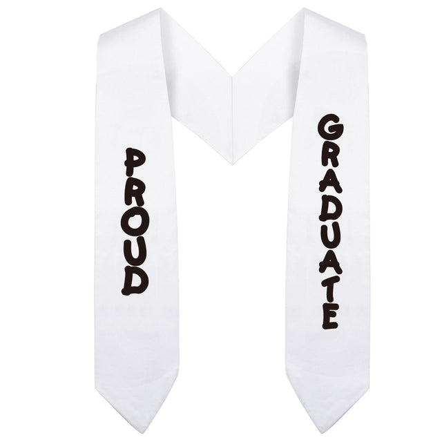 White Childs Nursery Preschool Stole - Graduation UK