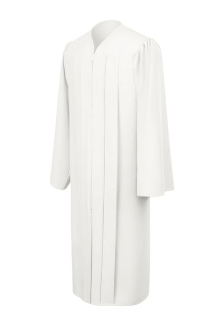 American White Bachelors Graduation Gown - Graduation UK