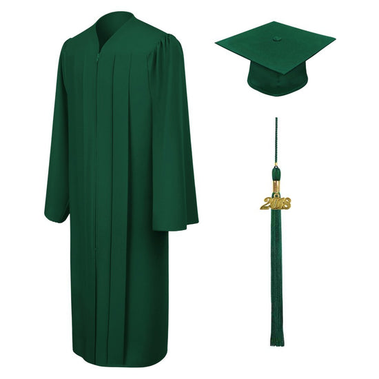 Hunter Primary / Secondary Cap & Gown - Graduation UK