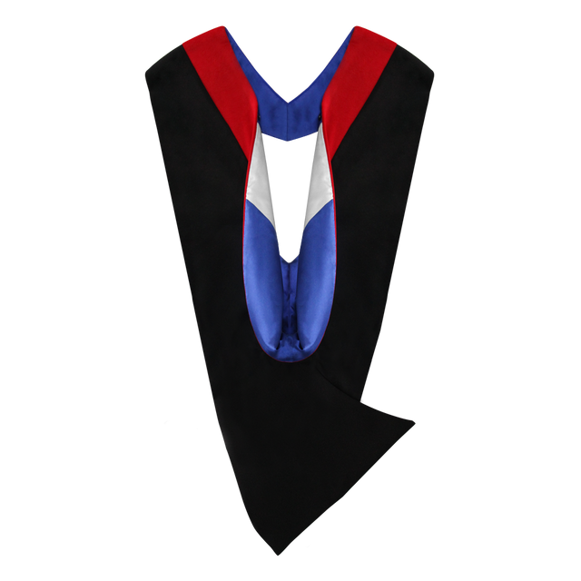 American Deluxe Bachelor Academic Hood - Graduation UK