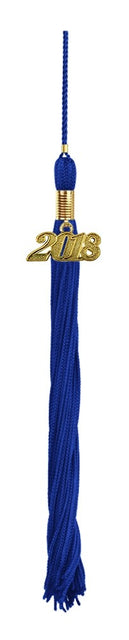 Royal Blue Graduation Tassel - Graduation UK