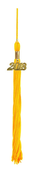 Gold Graduation Tassel - Graduation UK