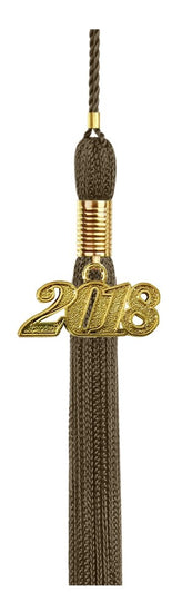 Brown Graduation Tassel - Graduation UK