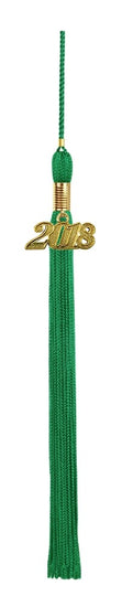 Green Graduation Tassel - Graduation UK