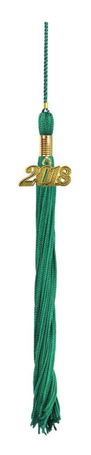 Emerald Green Graduation Tassel - Graduation UK