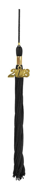 Black High School Tassel - Graduation UK