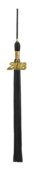 Black Graduation Tassel - Graduation UK