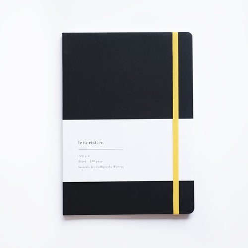 Cava Notebook (Black)
