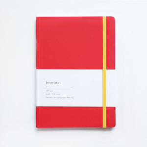 Cava Notebook (Red)