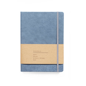 Mason Notebook - Dusty Blue