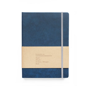 Mason Notebook - Denim