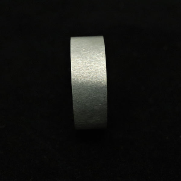 Tungsten Ring Blank/Liner 8mm Wide