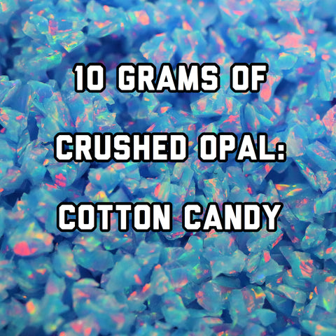 10 Grams Cotton Candy