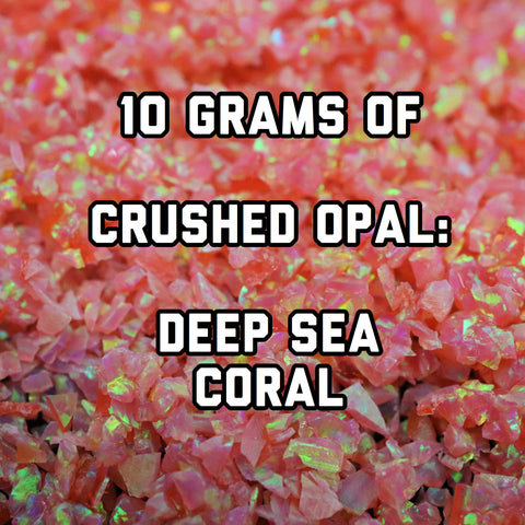 10 Grams Deep Sea Coral