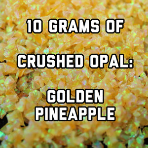 10G Golden Pineapple NEW!