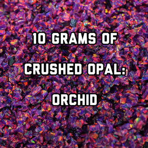 10 Grams Orchid