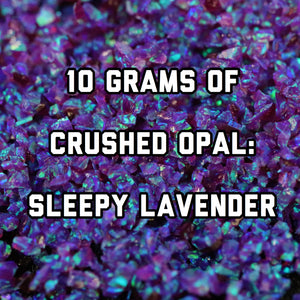 10 Grams Sleepy Lavender