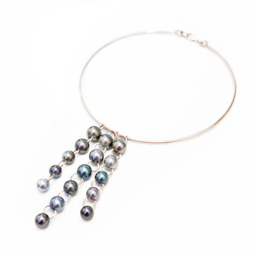 Bijou Treasure by Tevei Perle choker collection Ringu