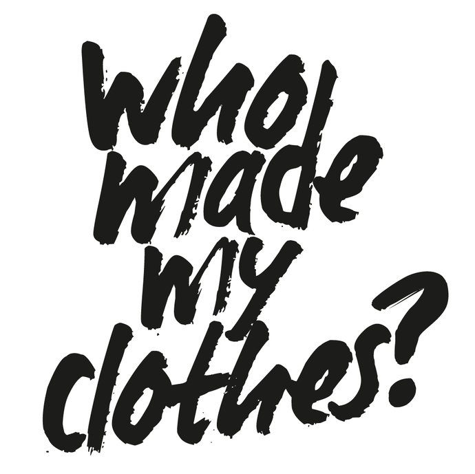 Get Curious About Fashion. A short guide to find who made your clothes.