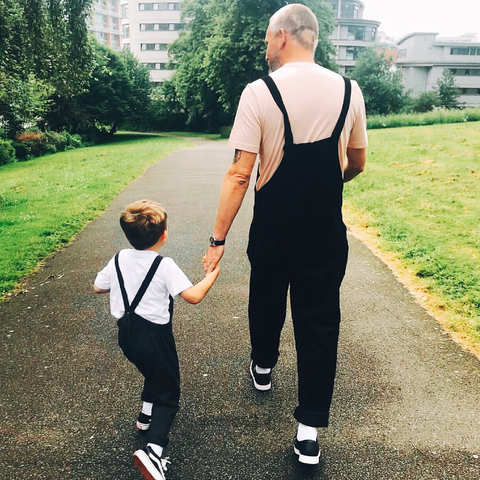 like father like son mini me clothes dungarees