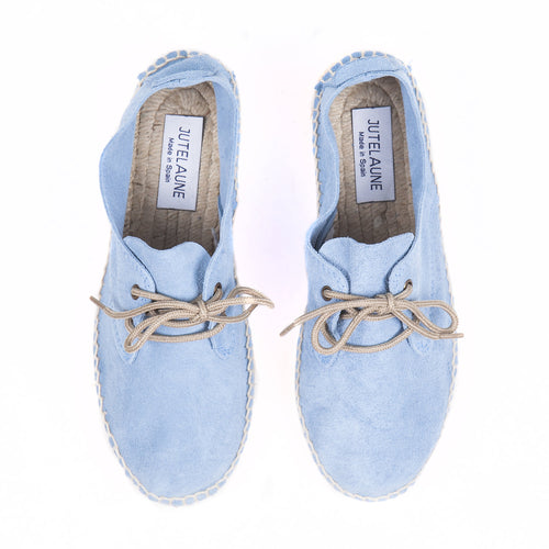 hand made shoes espadrilles sustainable jutelaune