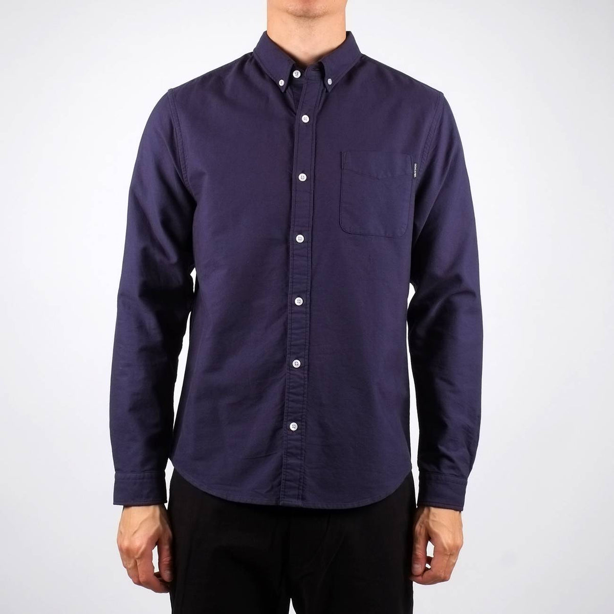 Shirt Varberg Oxford Navy
