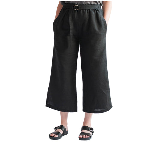 linen organic cotton trousers women clothing