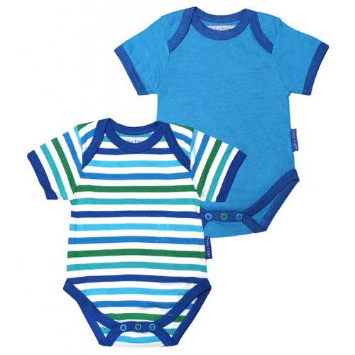 Organic Cotton Baby Bodies