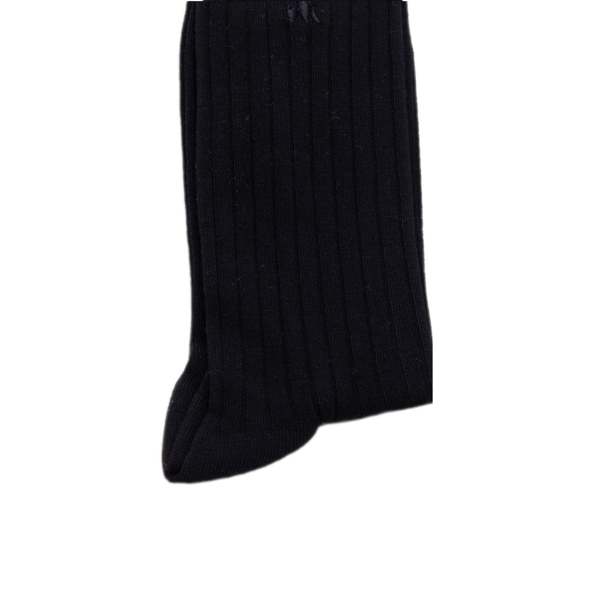 Jet Black Bamboo Socks