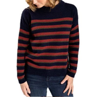 Wool Sailor Stripe Jumper