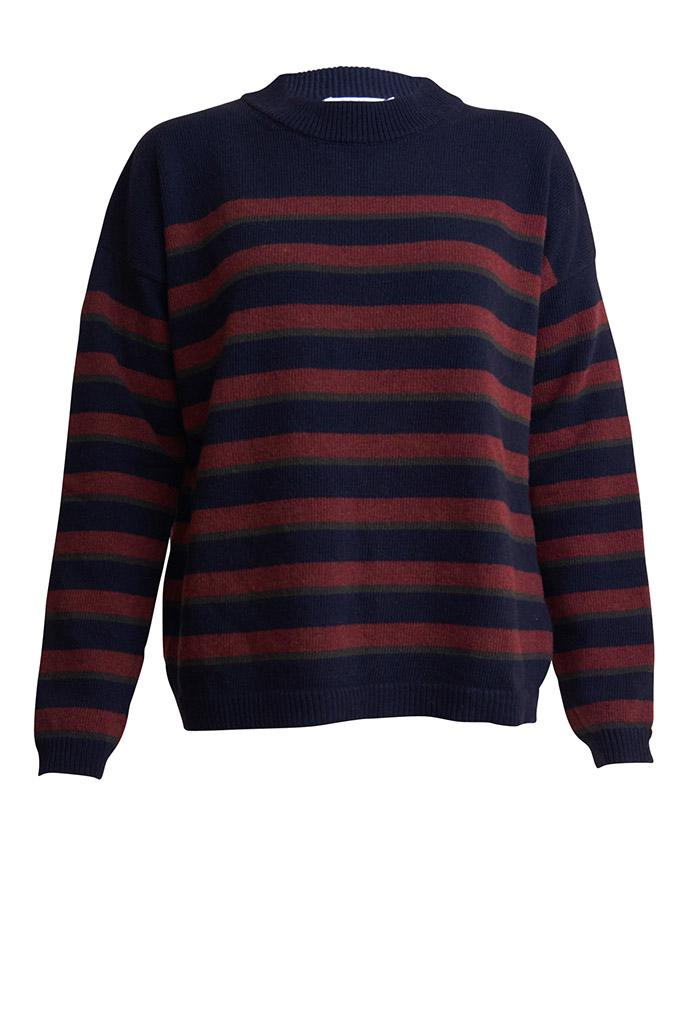 Wool Stripe Jumper