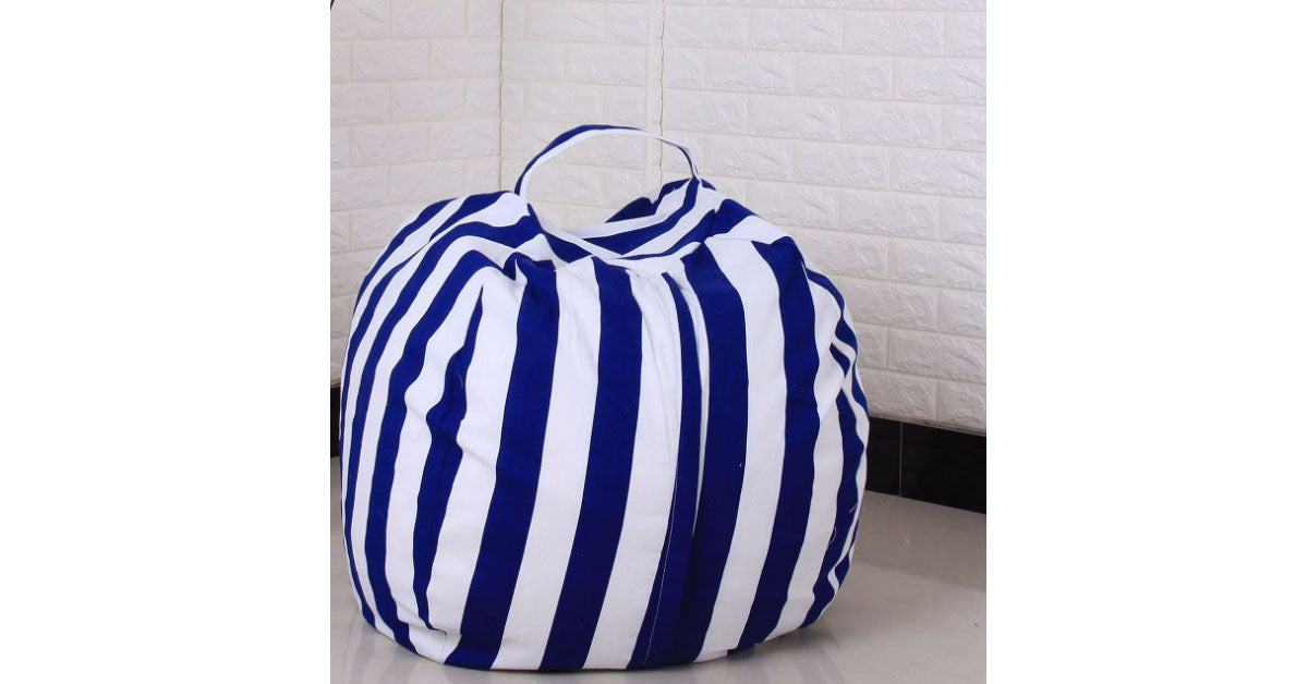 Kid Toy Portable Storage Beanbag