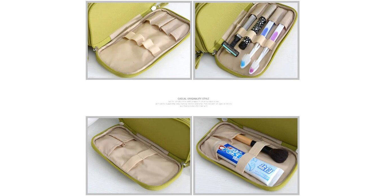 Organizer Hanging Travel Makeup Bags